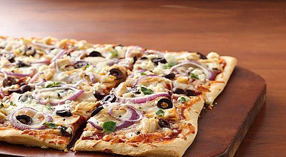 One Basic Pizza Crust Recipe — Dishmaps