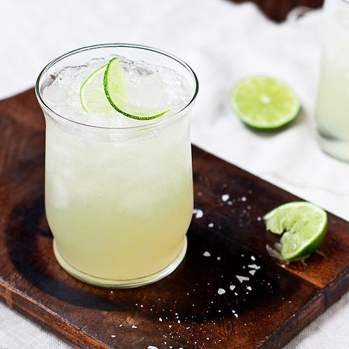 Kaffir Lime & Coconut Margarita - Simple made with Central Market ...