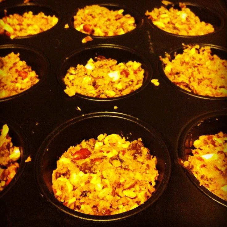 ... berries, cashews, flaxseeds, sunflower seeds, steel cut oats and