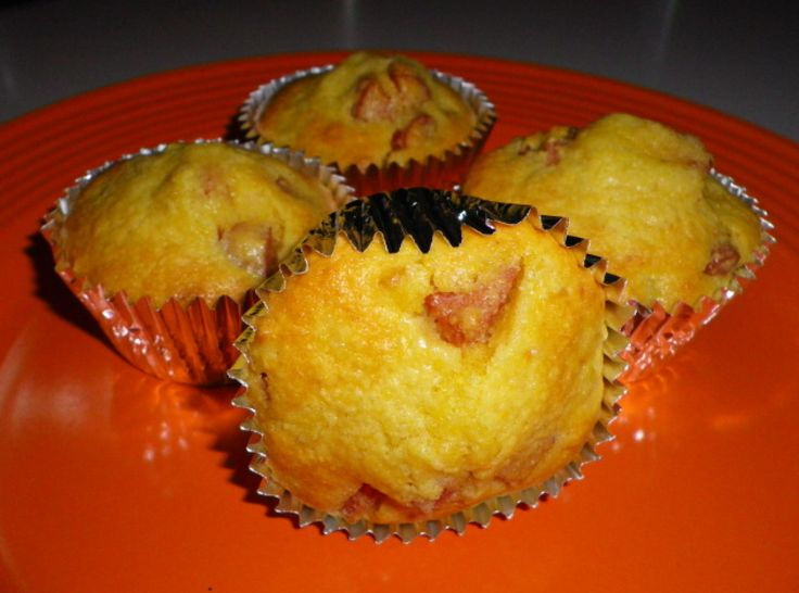 Corn Dog Muffins   Learning for Grandkids   Pinterest