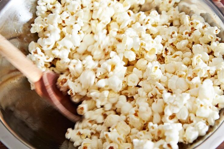 Perfect Popcorn Recipe on Food52... Super easy. I set the heat to ...