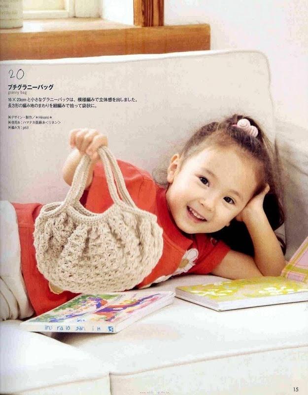 Pattern Small Bag_Crochet - Mei2 - Picasa Web Albums,   Crochet b