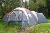 10 man 3 bedroom Tent