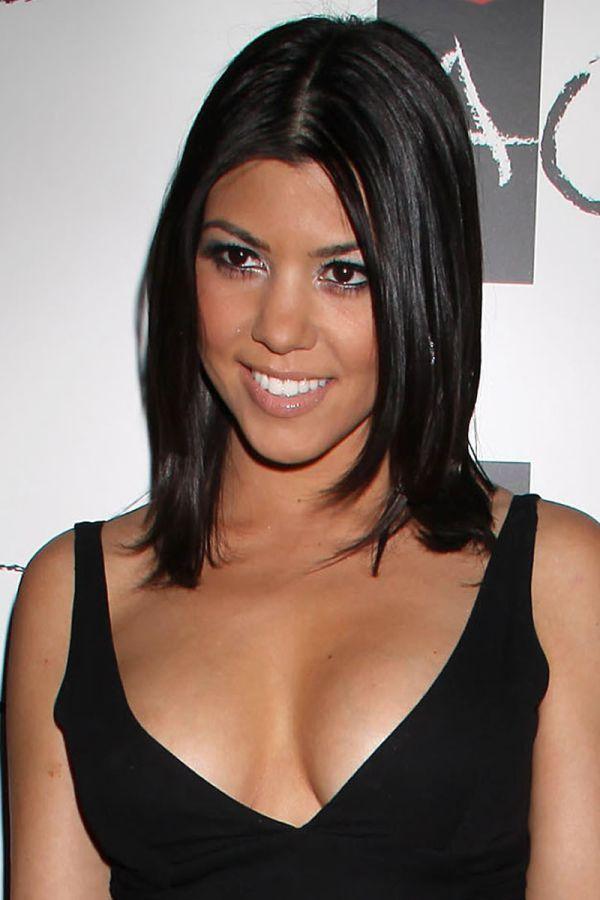 ... Kardashian Long Curls - Kourtney Kardashian Hair ... - twiwa