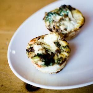 Vegetarian Lactose Free Broccoli Quiche | Recipe