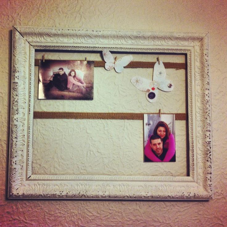 picture frame craft ideas pinterest