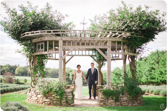 Vintage Lace NJ Organic Rustic Farm Barn Wedding Garden Wedding