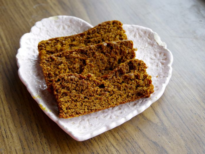 Dutch Spice Cake On A Rope (Ontbijtkoek) Recipe — Dishmaps