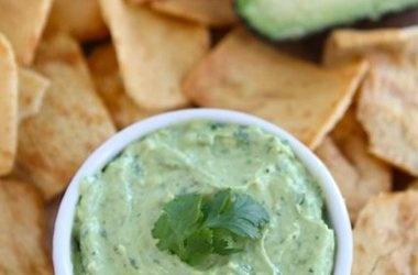 Creamy Avocado Yogurt Dip — Punchfork | Food & Recipes easily ...