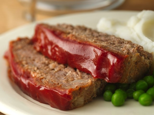 Gluten-Free Glazed Meat Loaf | Recipe