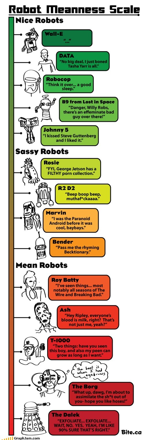 Robot Meanness Scale