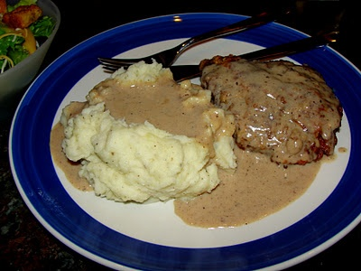 Chicken Fried Steak and Creamy Gravy | kerri | Pinterest