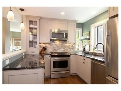 Beautiful Small Kitchen Remodels Pinterest