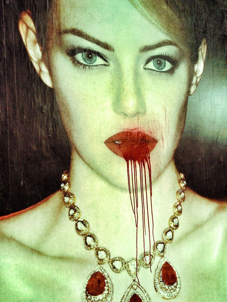 Vampire Emma Stone | To The Streets | Pinterest