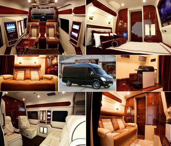 Mercedes Benz Sprinter Mobile Home Neat Designs