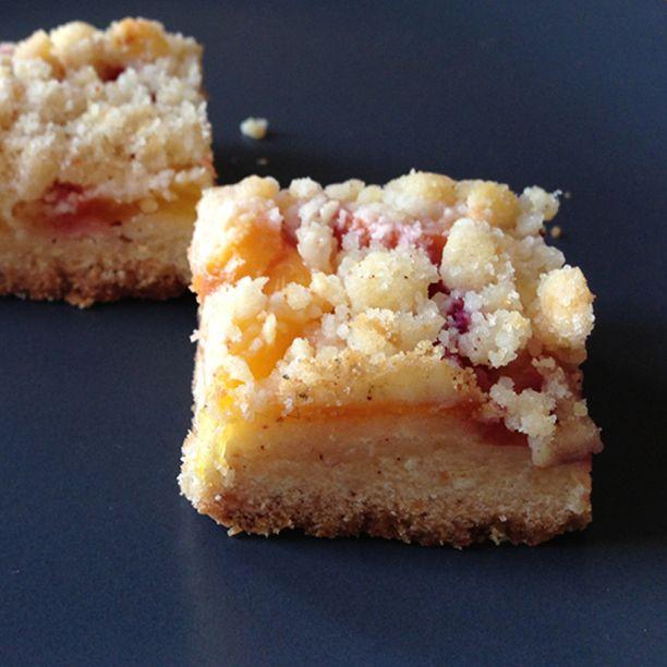 Peach Shortbread | Sweet Stuff | Pinterest
