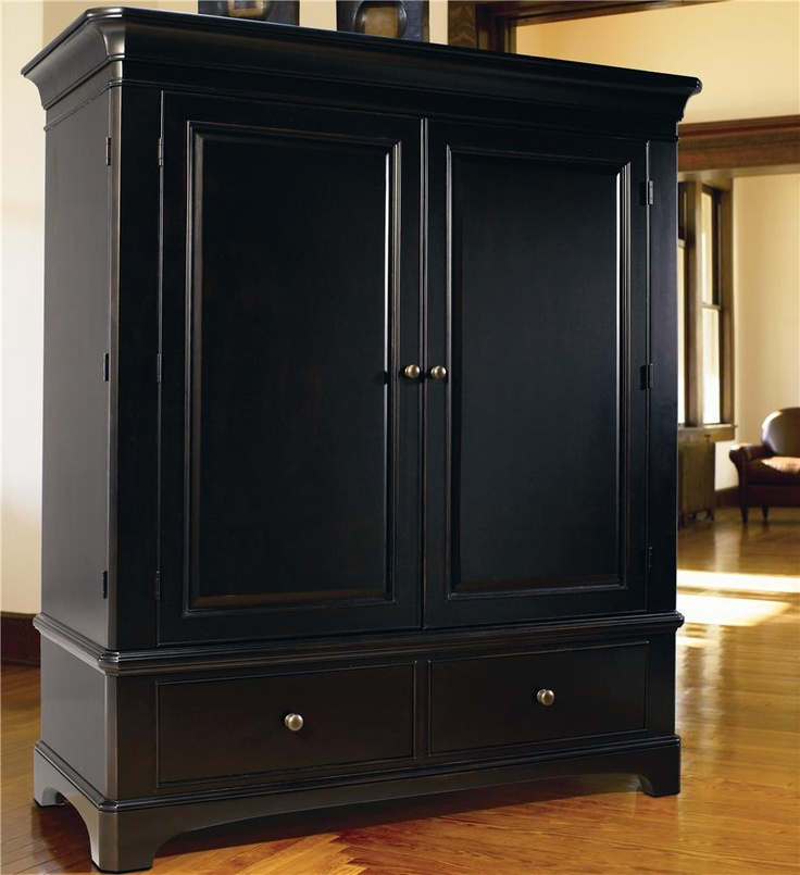 tv armoire living room pinterest. Black Bedroom Furniture Sets. Home Design Ideas