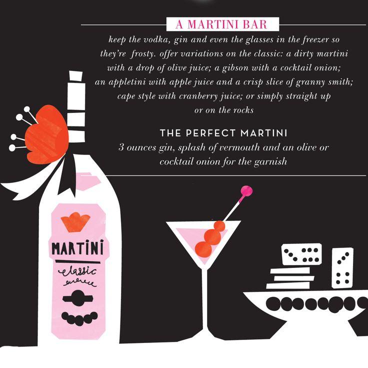 the perfect martini. | recipes | Pinterest
