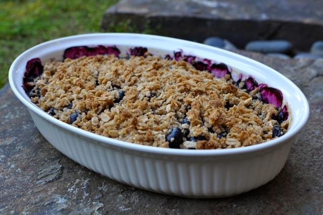My Own Sweet Thyme: Blueberries   Gluten free   Pinterest