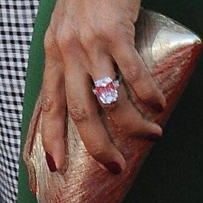 Jada Pinkett Smith Anniversary Ring