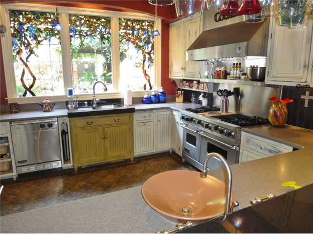 Fun and funky kitchen design kitchens pinterest for Fun kitchen designs