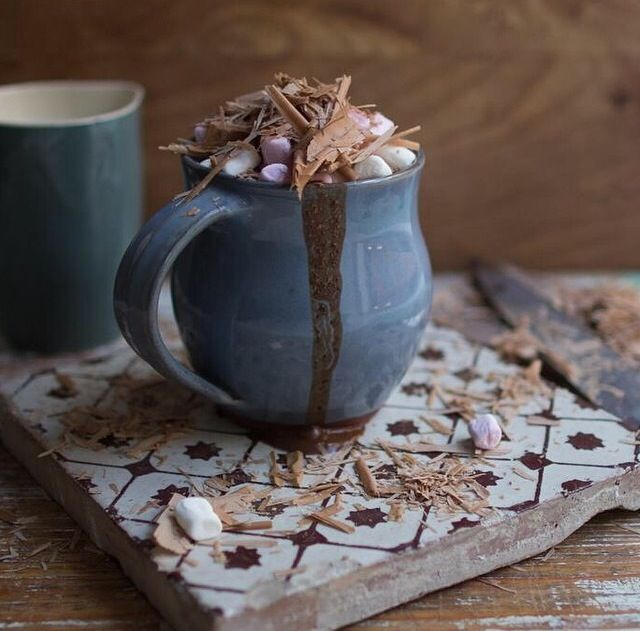 Ultimate Hot Chocolate / Jamie Oliver