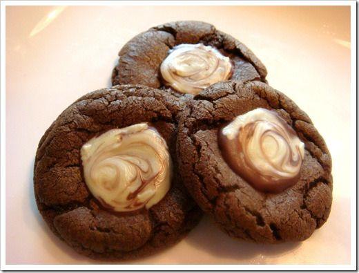 Rolo Cookies | Cookie Jar | Pinterest