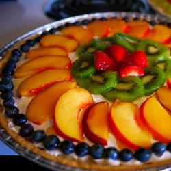 Fruit Pizza II | Recipes | Pinterest