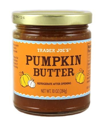 Trader Joe's Pumpkin Butter Jack loves this stuff, especially in his ...