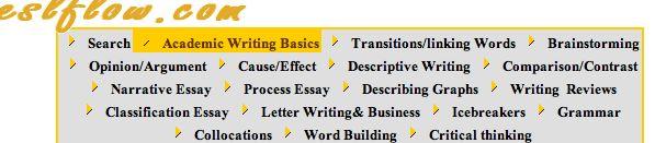 essay topic sentence ideas