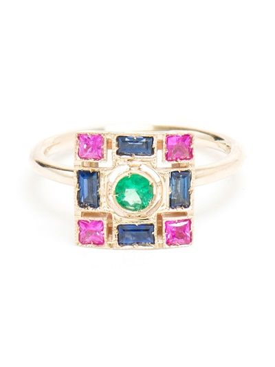 Shop now: Sabine G Square Ring