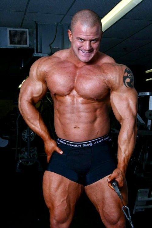 Dan Newmire   Muscular Men 1   Pinterest