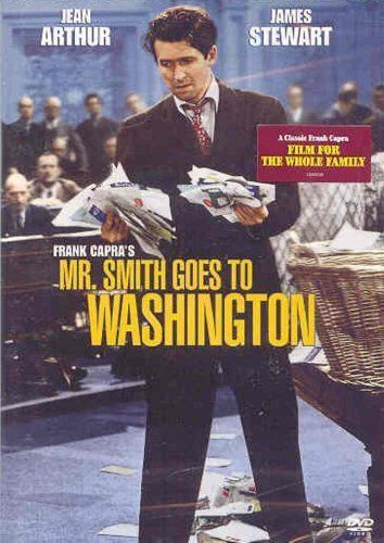 """""""Mrs. Smith Goes To Washington"""" (1939)"""