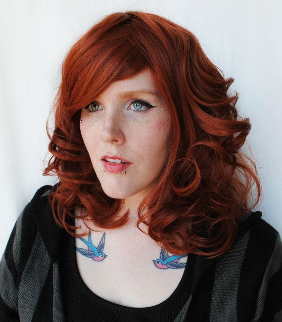 Opinion very curly natural redhead know one