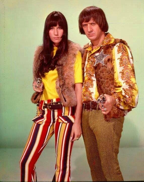 Sonny & Cher | Whole lotta shakin' goin' on | Pinterest