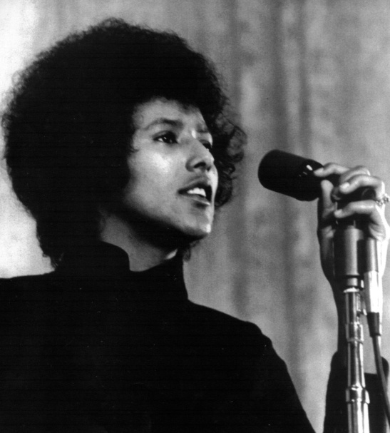 Elaine Brown is an American prison activist, writer, singer, and former Black Panther leader who is based in Oakland, California. She is a former chairperson of the Black Panther Party.