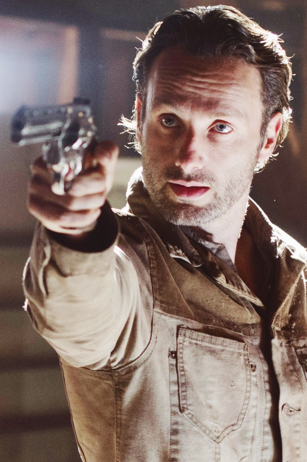 rick grimes andrew lincoln - photo #27