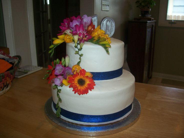 10th wedding anniversary ideas 10th wedding anniversary cake for 10th wedding anniversary decoration ideas