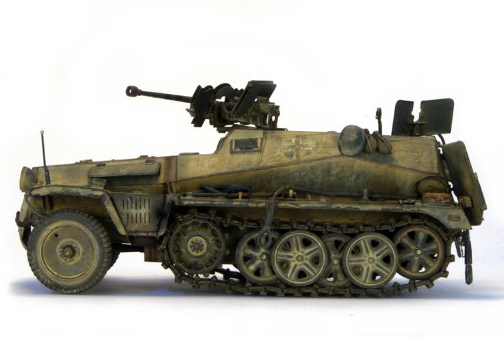 Sd kfz 250 11 german 250 251 halftracks pinterest