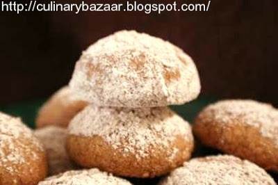 ... +Recipe Polvorones Con Canela (Mexican Wedding Cookies) | Chef In You