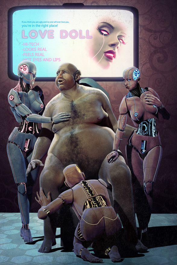 Fat Man On 92
