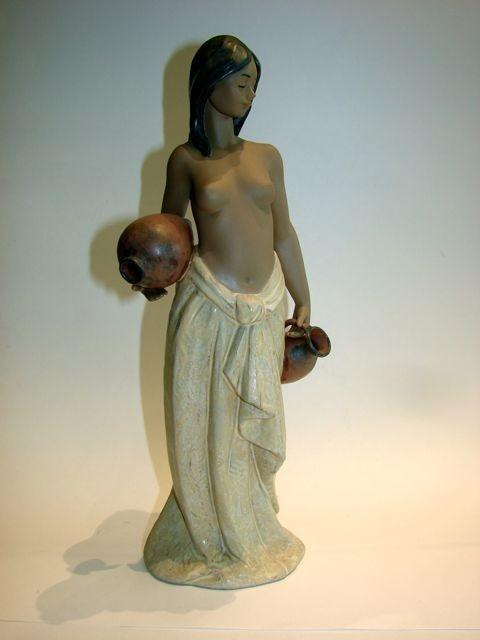 Lladro gres figurine porcelana pinterest - Figuras de lladro precios ...