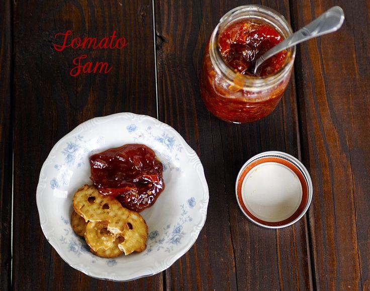 Tomato Jam | Sauces | Pinterest