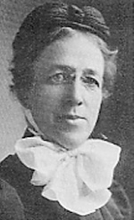 Lucy Jane Rider Meyer (1849-1922), chemist and early proponent of the Deaconess movement, who did urban ministry and training in Chicago in the early 20th century.