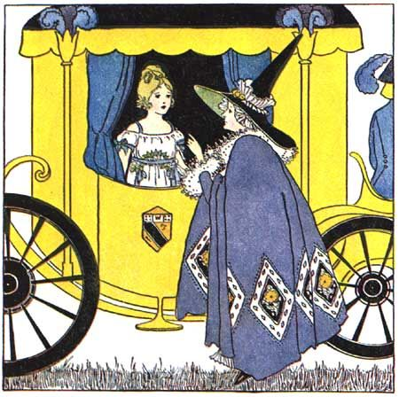 Cinderella Image 4 by Margaret Evans Price