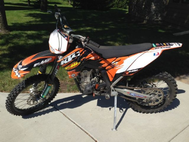 Ktm Dirt Bikes For Sale Mn
