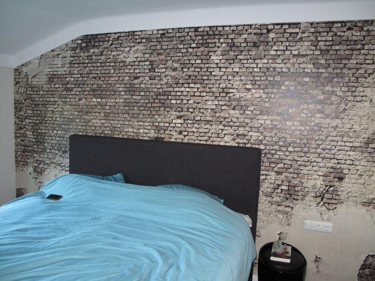 Fotobehang Bos Slaapkamer : Fotobehang verkrijgbaar bij Deco Home Bos ...