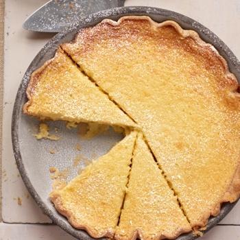 Buttermilk Pie   Food   Pinterest