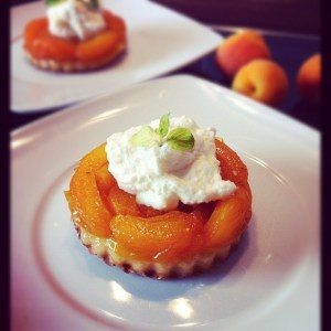 Apricot Tart-Tatin | My home Cookings and Bakings & Pinterest Try out ...