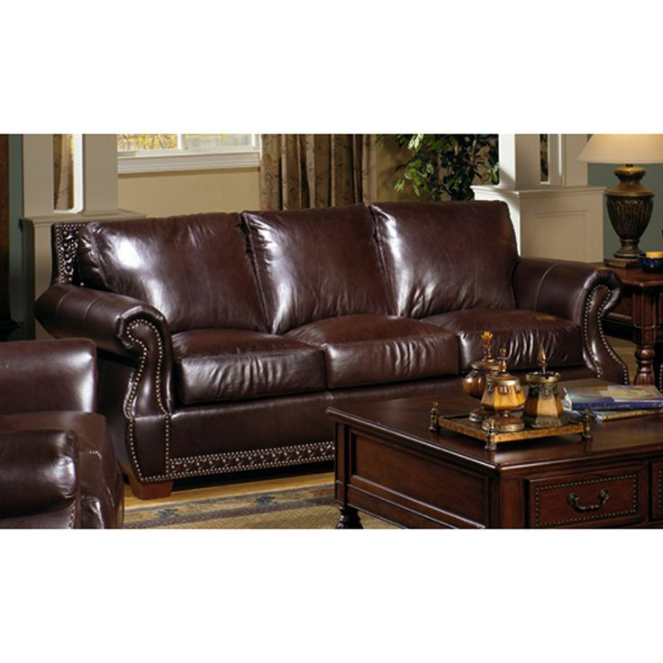 Chesterfield Sofa Sam 39 S Club Leather Furniture Pinterest